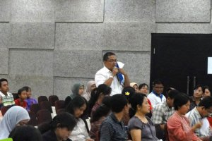 Parenting Education di Nikki Hotel Denpasar